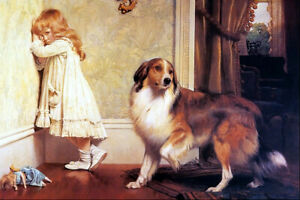 CHARLES BURTON BARBER SPECIAL PLEADER CANVAS PICTURE POSTER PRINT UNFRAMED D168