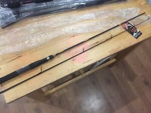 Quantum Bill Dance Signature Series 6ft Lure/spinning Rod Medium 4-10lb New