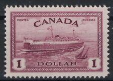 CANADA:1946 SC#273 MNH Train Ferry Prince Edward Island