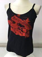 Harley-Davidson Women's 105th anniversary cami tank top black  XL