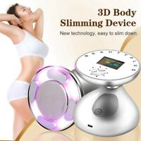 Ultraschall Kavitation RF Körper Slimming Cellulite Fettverbrennung Maschine 24W
