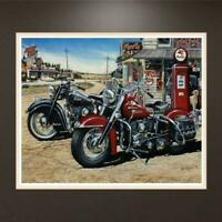 Motorcycle DIY 5D Full Drill Diamond Painting Embroidery Cross Stitch Kit