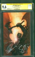 Batman Dark Knights Metal 1 Dell'Otto Virgin CGC 2XSS 9.6 Capullo Snyder 10/17