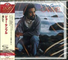 JOE SAMPLE-CARMEL-JAPAN SHM-CD D50