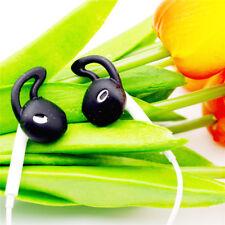 1 Paar Silikon Earpods Ohrstöpsel Ohrhaken für iPhone Apple 5 / 6S / 7 Kopfhörer