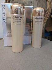 2 x Shiseido Benefiance WrinkleResist24 Balancing Softener Adoucissante 10 oz