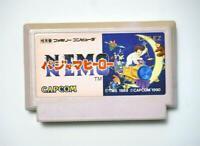 Famicom Nemo Pajamas Hero Japan FC game US Seller
