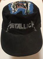 RARE Metallica Ride the Lightning Hat - Vintage Cap - Excellent Condition