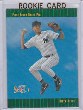 DEREK JETER ROOKIE CARD 1993 Score Select MLB RC New York Yankees Baseball BV$$