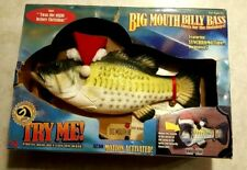 Big Mouth Billy Bass Sings for the Holidays Twas the Night Before Christmas
