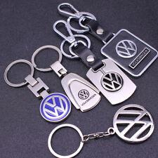 Auto Car Logo Metal Key Chains Pendant Holder Keyring Keychain for VW Models