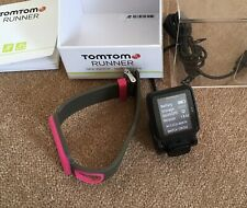 TomTom RUNNER GPS Sports Watch And Charger TESTED Ref:58