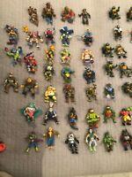 Playmates Teenage Mutant Ninja Turtles Vintage Action Figures 1988-1992 YOU PICK