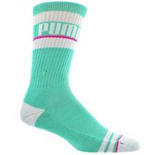 PUMA Basketball Court One Knit Crew Socks (1 Pair) Men's sz XL X-Large (13-15)
