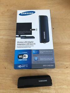 Samsung TV WiFi Dongle Wireless Adaptor Network USB 2.0 LAN Adapter WIS12ABGNX