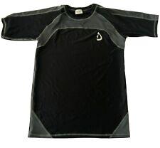 Deckra Mens Compression Top Cycling Base Layer Gym Yoga Sports Shirt Size 2XL