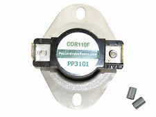 QUADRAFIRE-HEAT-N-GLO  Blower Fan Temp Sensor Switch  [PP3101]    107-531