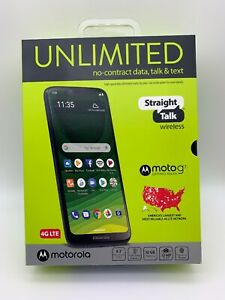 "Straight Talk Moto g7 Optimo Maxx 32GB 12MP HUGE 6.2"" Smartphone 3 Days Life!"