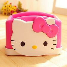 Official Sanrio Hello Kitty Pink Large Size Pencil Pen Holder Container