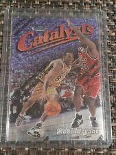 Kobe Bryant Topps Catalysts Uncommon Theme C18 Card137