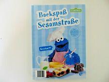 Backspaß mit der Sesamstraße Buch - Mit den besten Weihnachtsplätzchen