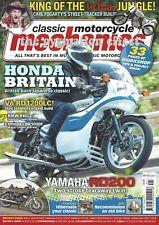BMW R80/7 Honda CBR1000F Honda Britain CB750 Four CB750/4 CS5E Yamaha RD200DX