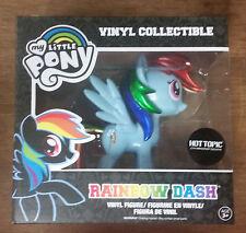 Funko My Little Pony Rainbow Dash Hot Topic 25th Anniversary Metallic Exclusive