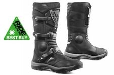 Forma Forc29w9938 Adventure WP CE Approved Motorcycle BOOTS Black
