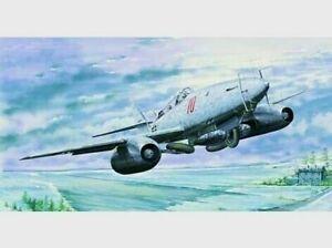 Messerschmitt Me262B1a/U1 Night Fighter Plastic Kit 1:3 2 Model 2237 Trumpeter