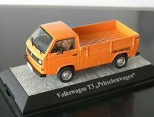 VOLKSWAGEN VW T3 A Bus Pritsche orange 1:43 Premium Classixxs 11502