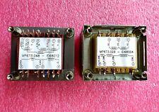 Coppia trasformatori Audio per EL84  Output  6600:4-8-16 Ohm + Alimentazione