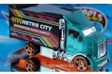 2018 Hot Wheels HW Metro Hiway Hauler 2
