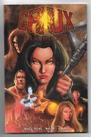 2002 CRUX Atlantis Rising Trade Paperback from CrossGen Comics Mark Waid