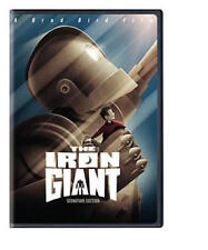 The Iron Giant Dvd - Single Disc Edition - New Unopened - Brad Bird