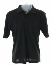 Polyester Patternless Basic Big & Tall T-Shirts for Men