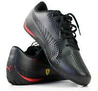 Puma SF Ferrari Drift Cat 5 Ultra II Mens Size 10 Black Driving Shoes 306422 01