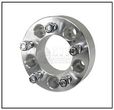 "1X Wheel Spacer 1.25"" Adapter Aluminum Set Hub 5 Lug 5x120.7 Fit XK8 XKR 97-06"