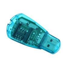Useful USB Sim Card Reader Writer Copy Backup Clone GSM CDMA WCDMA Backup #LCA