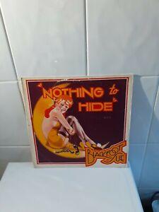 Blackfoot Sue - Nothing To Hide (W Germany DJM 86 871 IT G-fold) Good/Good
