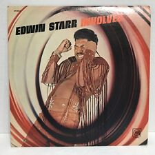 EDWIN STARR INVOLVED GORDY RECORDS GS-956L STEREO EX