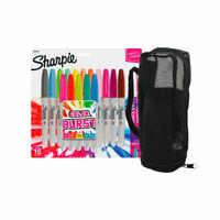 Sharpie Color Burst Marker Set with Marker Pouch