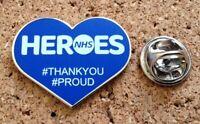 *NEW* NHS HEROES PIN/BADGE (DOCTOR/NURSE/PARAMEDICS)(25% TO NHS CHARITY)