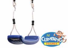 Jeux et activités de plein air jouets à bascule en plastique, Caoutchouc bleus