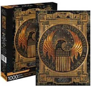 NEW Fantastic Beasts - Macusa 1000Pc Puzzle from Mr Toys