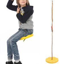 Children Swing Hanging Chair Swing Seat Climbing Disc Rope Indoor Entertainment