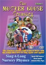 Mother Goose Treasury 1 [New DVD]