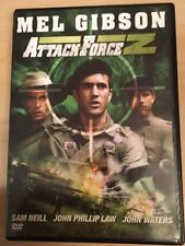 Mel Gibson Attack Force Z - DVD Region 1 - War / Action Movie