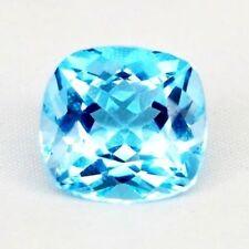 TOP BIG TOPAZ  : 18,16 Ct Natürlicher Blau Topas aus Brasilien