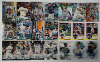 2018 Topps Update Seattle Mariners Master Team Set 21 Baseball Cards W/ Inserts