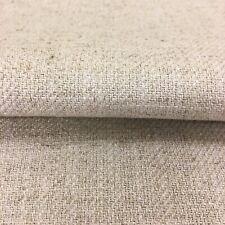 797. NATURAL CREAM 100% Linen Fabric